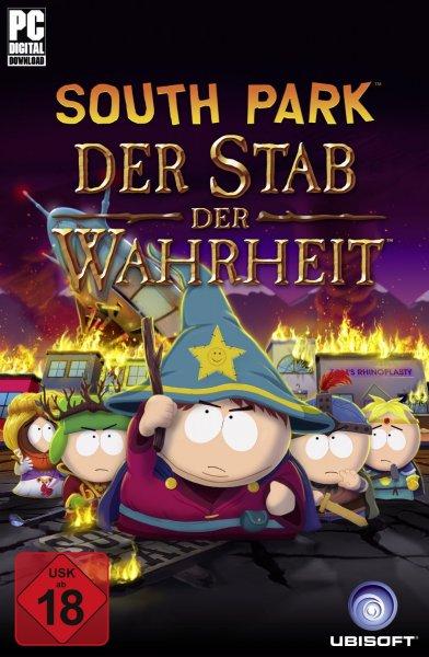 [Steam über Amazon.de] South Park: Der Stab der Wahrheit [Deutsch, Cut]