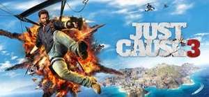 Just Cause 3 PC@Gamepyro für 23€ REGION LOCKED RU KEY