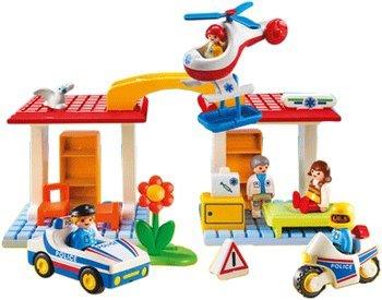Playmobil 1-2-3 5046 Police & Ambulance - real Onlineshop