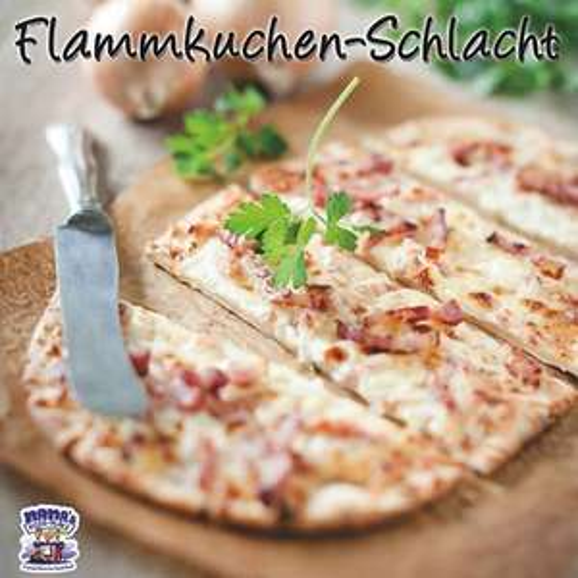 [Lokal Bocholt] Kostenloser Flammkuchen bei Mamas Pizza-Place am 05.12.2015