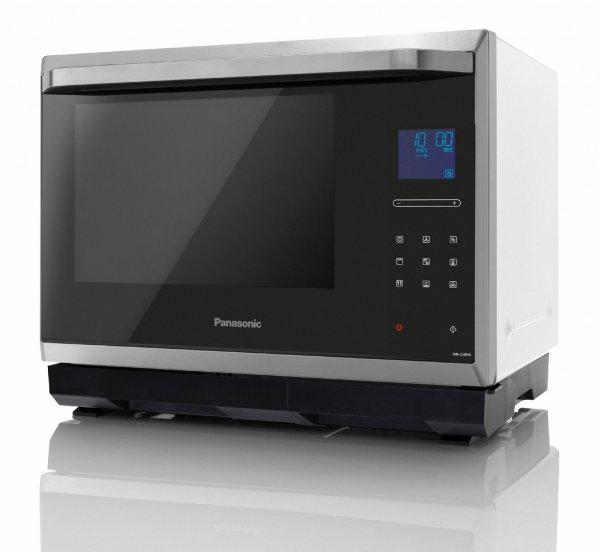 Panasonic NN-CS894 für 459€ @ Amazon - Mikrowelle / 1450 Watt / 32 Liter Garraum / Dampfgarer, Inverter, Grill und Ofen in einem Produkt