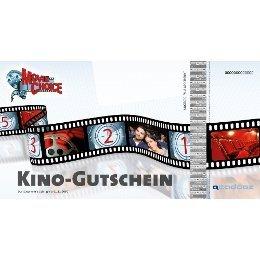 MovieChoice Kinogutschein x2 + Snack & Softdrink für 17,99€ oder 1799°P (oder kombiniert €+°P)