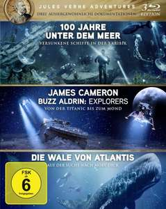 Jules Verne Adventures Box [Blu-ray] für 9,97€ bei Amazon.de (Prime)