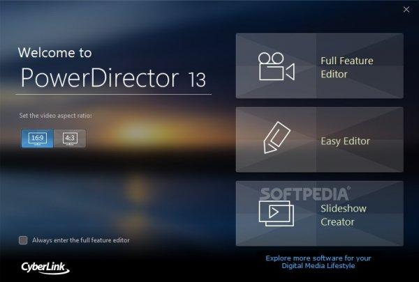 PowerDirector 13 LE Free Download Einfache Videobearbeitungssoftware als Alternative zum Movie Maker
