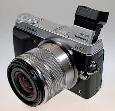 Panasonic Lumix GX7 inkl. 14-42 II,  Silber 409,- oder Schwarz 429,- durch Gutschrift