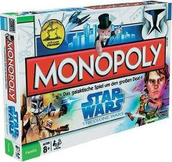 Monopoly & Star Wars Fans AUFGEPASST