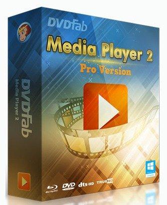 DVDFab Media Player 2 Pro Bluray Player kostenlos