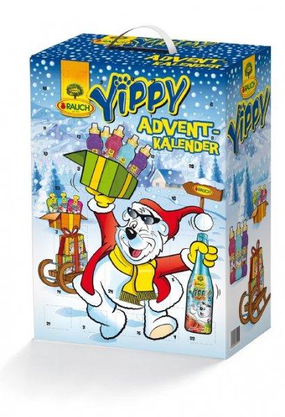 """[Amazon.de-Prime] Rauch Adventskalender """"Yippi"""" für Kinder, 1er Pack (1 x 800 g)"""