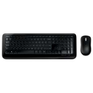 Microsoft Wireless Desktop 850 Maus Tastatur Set für 24,99€ @NBB