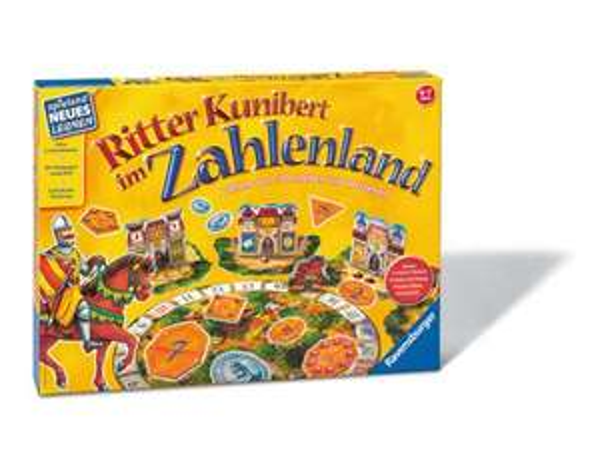 [Spieldiskont] Ravensburger 25020 - Ritter Kunibert im Zahlenland