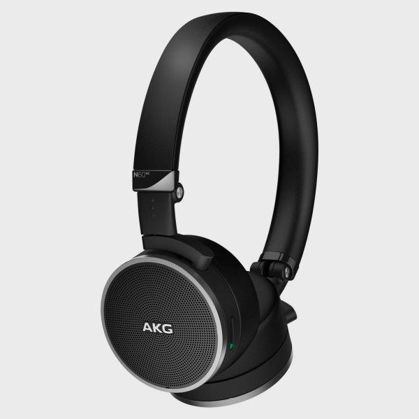AKG N60NC - faltbarer On-Ear Noise Cancelling Kopfhörer für 199,00€ @WorldShop