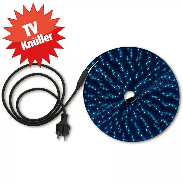 Deko-Lichtschlauch -4Farben wählbar - für innen und außen 230V~  Roller Angebot 4.99€ statt 9,99€ +VK 6,50€ entfällt bei Abholung/Bestellung im RollerMarkt