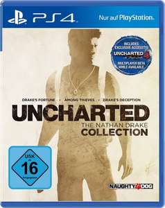PSN Deal: Uncharted: The Nathan Drake Collection für nur €29.99 (50% Ersparnis)