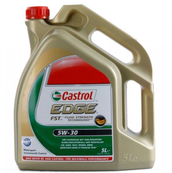 Castrol Edge 5w30 LL Öl 5L für 32,90€