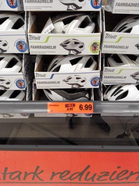 Crivit Damen Herren Fahrradhelm Lidl Lokal? 6,99 Euro