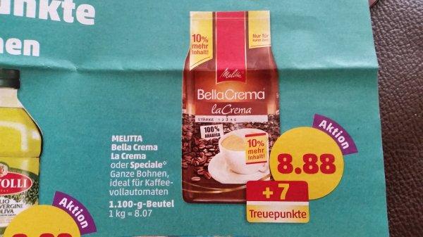 [Penny] Melitta Bella Crema 1,1kg