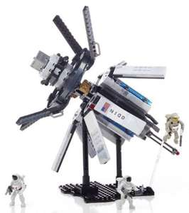 Mattel Mega Bloks Call Of Duty - Odin Space Station 7,99 € @Amazon