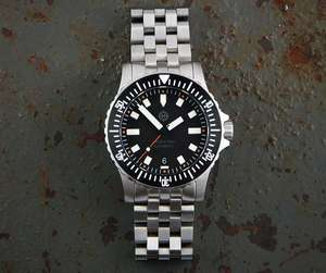 HELM Watches Vanuatu 300m Automatic Diver