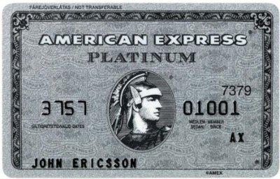 Amex Platinum (incl Priority Pass) - Durch Werberbonus Ersparnis von bis zu 600