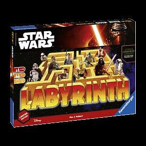 [REWE bisher offline] Star Wars Labyrinth Limited Edition für 12,99 € (KW50-52)