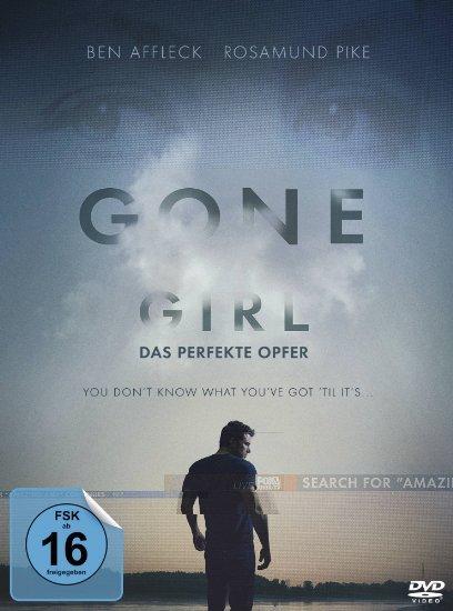 [Amazon.de Prime] Gone Girl: Das perfekte Opfer [2014] DVD