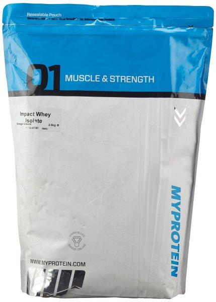 @ Amazon Myprotein Impact Whey Protein ab 5€ je KG (Rhubarb und Custard) I Isolat ab 8,00€ pro KG