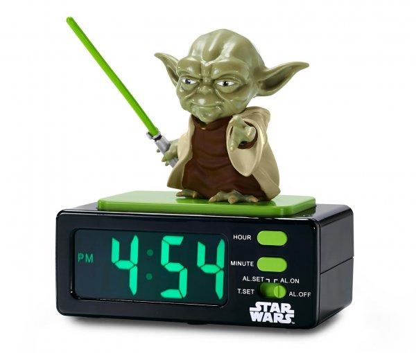 """Tchibo online – Wecker """"Yoda"""" für 29,95€"""