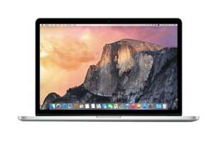 Macbook Pro 15 Retina, 256GB, Mai 2015