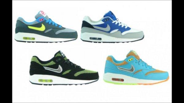NEU NIKE Sneaker AIR Max 1 GS Kinder Damen Turnschuhe Fitness Sport Freizeit EBay (modefachhandel) Verschiedene Modelle bis Größe 38,5 für Frauen und Kinder
