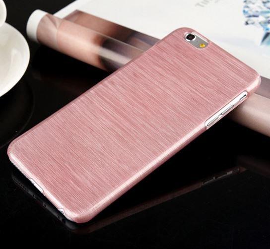 Hitmeister Schutzhülle Gebürstet iPhone 6 Pink 3,99€ inkl. Versand