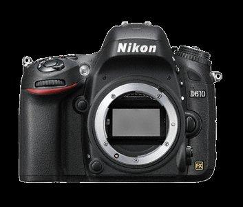 [asgoodasnew] Nikon D610, Generalüberholt, leichte Gebrauchsspuren/wie neu