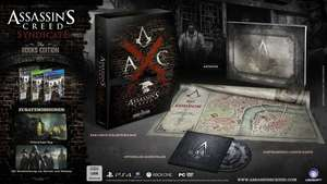 [amazon.de] Assassin's Creed Syndicate - The Rooks Edition - [PlayStation 4] 54,97