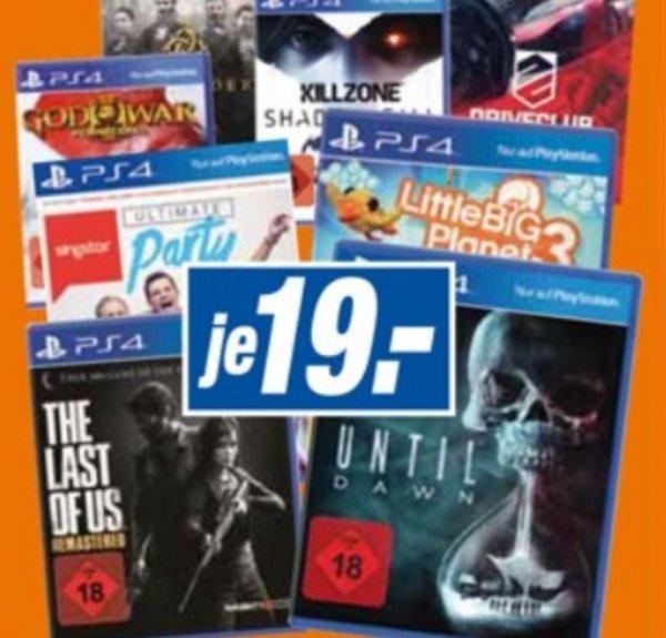 Expert PS4 Spiele für 19€