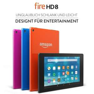 Amazon Fire HD 8 Tablet-PC -30,00€ Preisersparnis @amazon.de