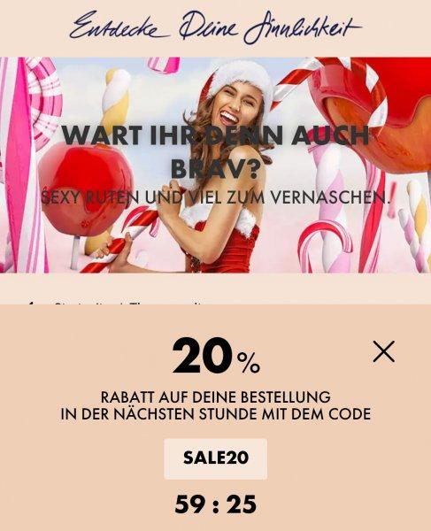 Sale bei Eis.de 20%