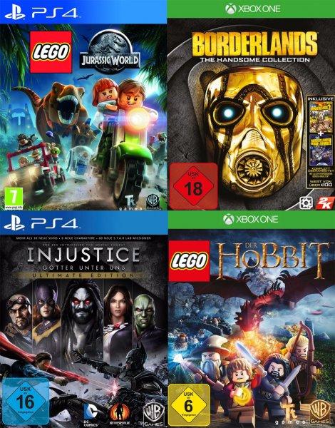 PS4 / Xbox One Spiele @ OTTO.de - bis zu 44%