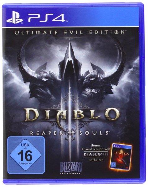 (Saturn.de) Diablo III - Ultimate Evil Edition PS4/XboxOne für 21,98€