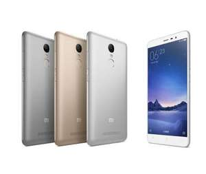 New arrival Xiaomi Redmi Note 3 Smartphone With Fingerprint Scanner