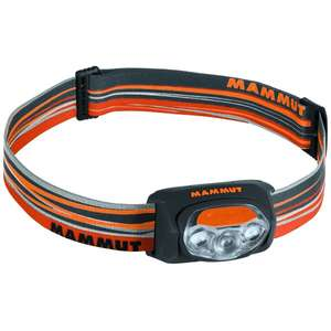 Bike24 - Adventskalender #07 - Mammut T-Peak 2320-00301 Stirnlampe - mango