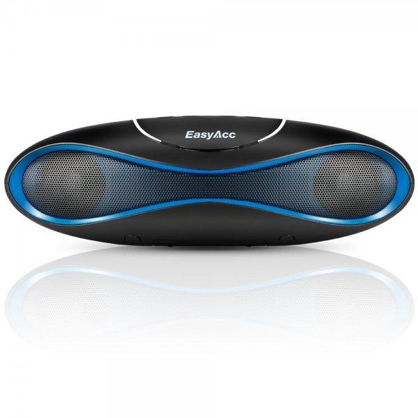 [Blitzangebot] **** Olive Tragbarer Bluetooth Lautsprecher, Micro SD Karten USB Sticks FM Radio Funktion mit Prime für 17,99€ @Amazon