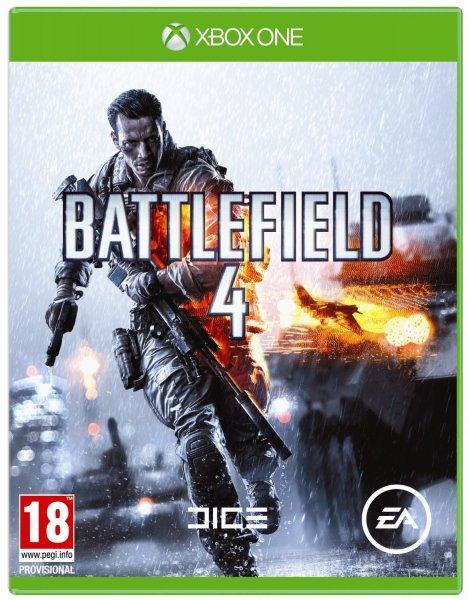 [Amazon] Battlefield 4 Limited Edition Microsoft XBox One Game
