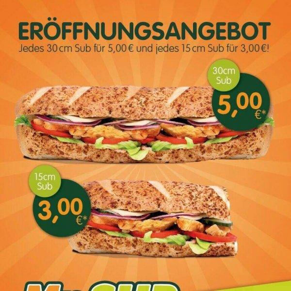 4,99 Angebot bei Mr.Sub Bochum