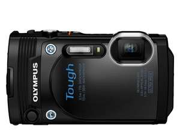 "Olympus TG-860 Digitalkamera (16 MP, BSI CMOS-Sensor, 3"" LCD-Display, 21 mm Weitwinkelobjektiv, WLAN, GPS, Full HD, wasserdicht bis 15 m) für 205,76€ bei Amazon.fr"