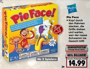 [Kaufland Dallgow} Pie Face Kultspiel