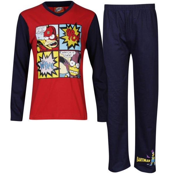 The Simpsons Schlafanzug für Jungs (3-4 Jahre) für 7€ bei Zavvi.de