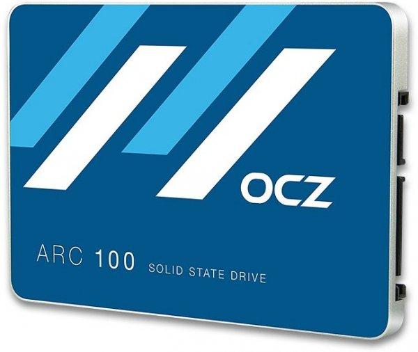 [Qipu+Digitalo] OCZ ARC 100 480GB SSD (MLC + 3 Jahre ShieldPlus-Garantie) ab 123,29€