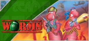 [Steam] Worms @ team17