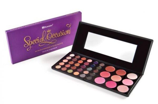 [BH Cosmetics] 10% auf das gesamte Sortiment (auch Sale) ohne MBW, z.B. 39 Farben Rouge+Lidschatten Palette für 9,30€