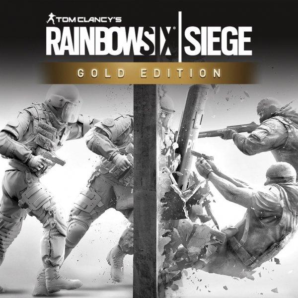 [PC] Tom Clancy's Rainbow Six - SIEGE Gold Edition (inkl. Season Pass) uPlay @nuuvem