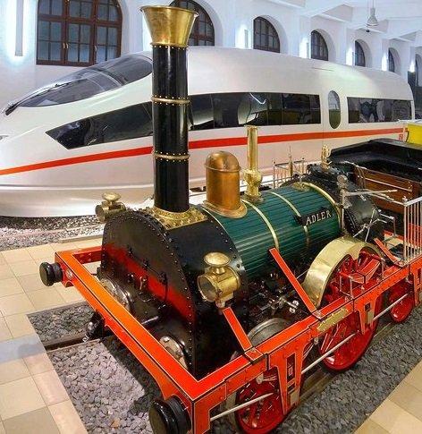 """[lokal] DB-Museum Nürnberg: Freier Eintritt und weitere Aktionen am 12. Dezember zum """"Adlergeburtstag"""""""